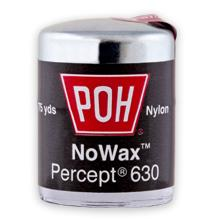 POH percept floss no wax 630 black