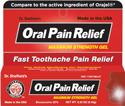 ORAL PAIN RELIEF .33OZ