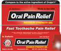 ORAL PAIN RELIEF .33OZ