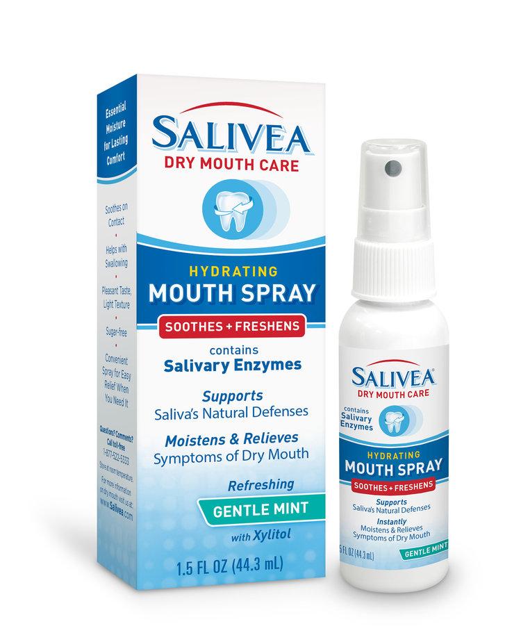 SALIVEA  oral spray