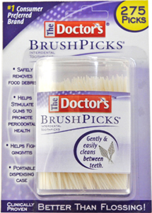 Doctors brushpiks 275