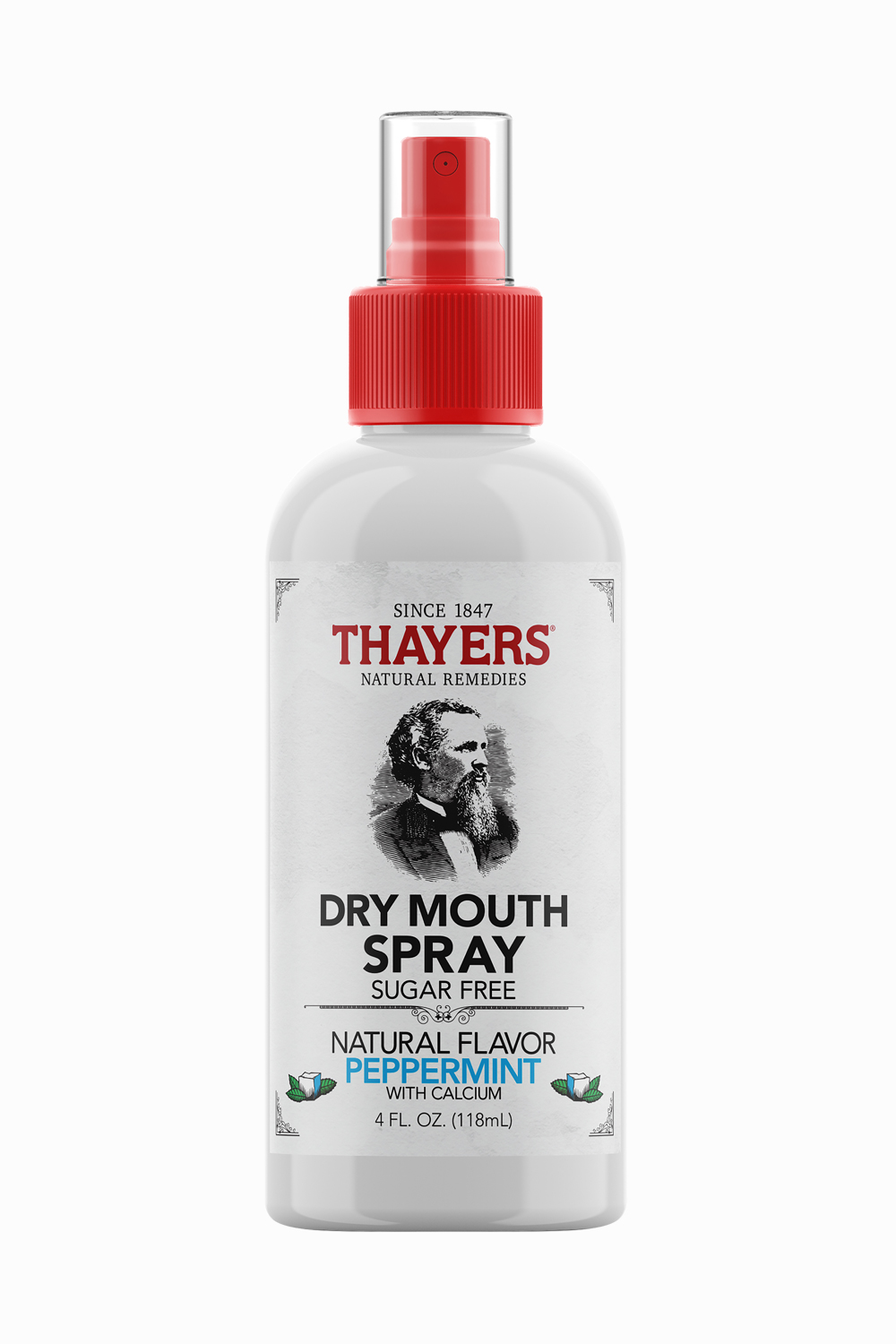 THAYERS DRY MOUTH SPRAY PEPPERMINT