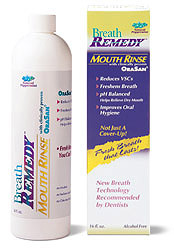 BREATH REMEDY MOUTH RINSE