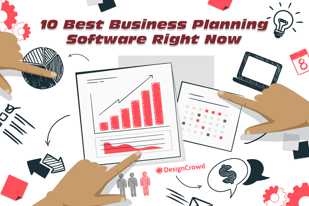 10 Best Business Planning Software Right Now blog thumbnail