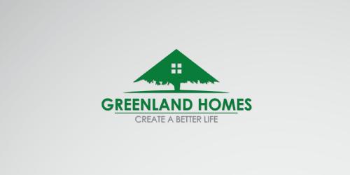 Greenland Homes Logo