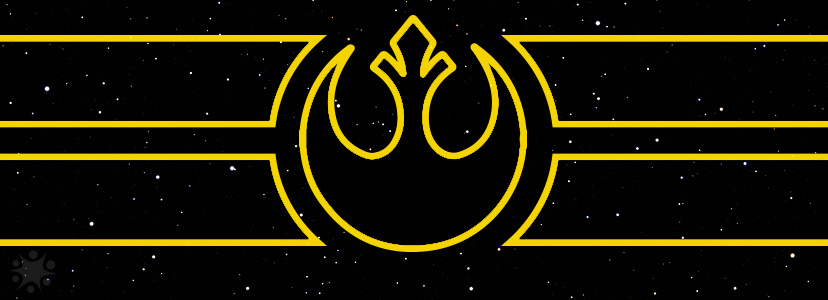 20 Out Of This World Logos From The Star Wars Universe