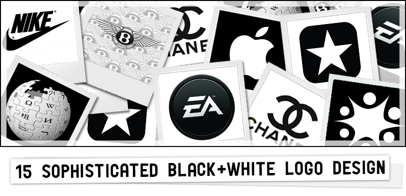 the power of color 15 sophisticated black and white logos sophisticated black and white logos