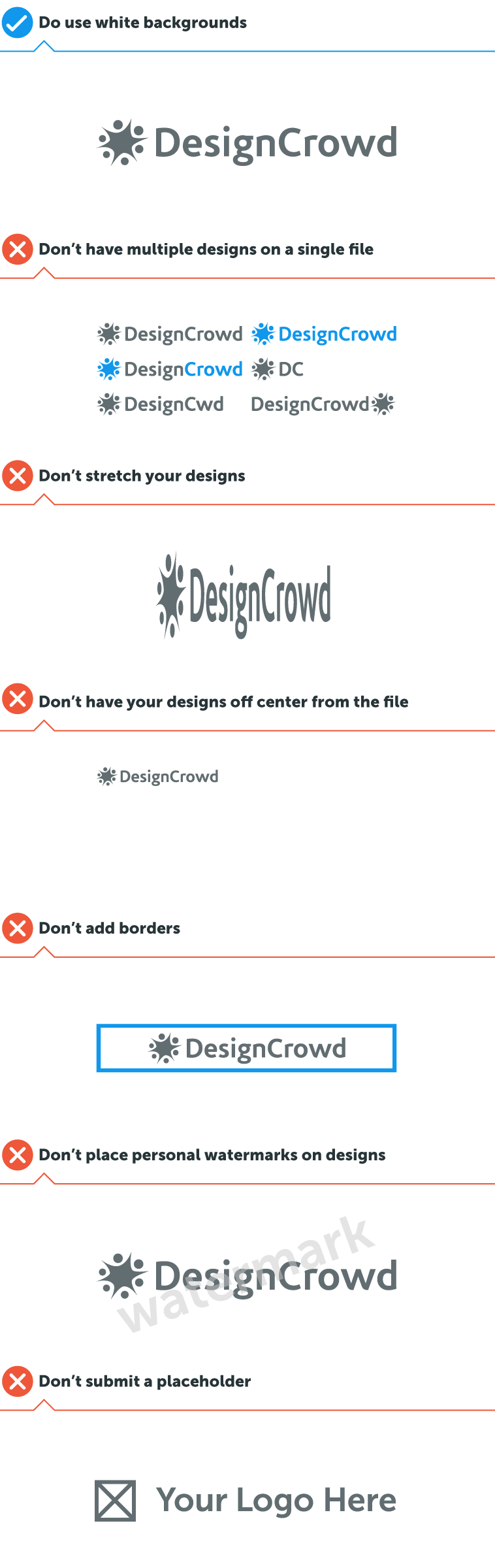 Designers Guide To Submitting Work To Design Contests On Designcrowd