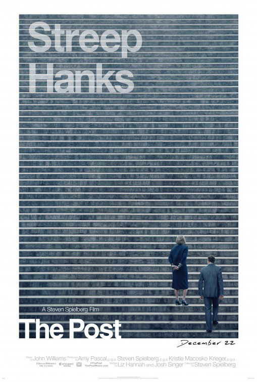 50 Typographic Movie Posters From The 2018 Oscar Awards