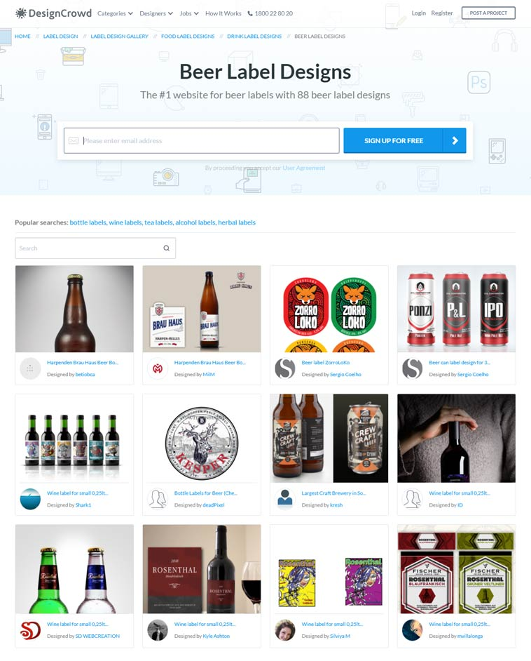 Guide To Designing And Printing Your Own Product Labels