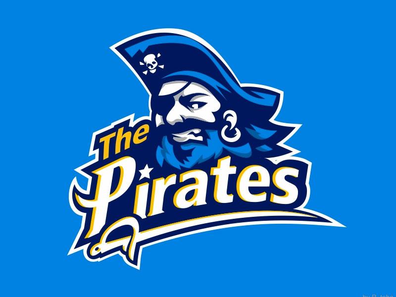 45 Pirate Logo Design Ideas