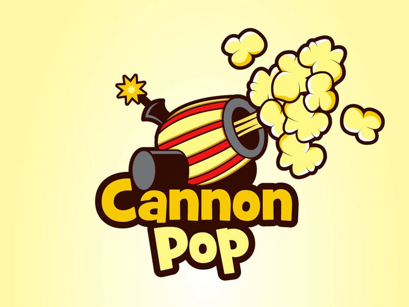 30 Powerful Cannon Logo Ideas