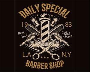 67 Stylish Barber Shop Logo Design Ideas