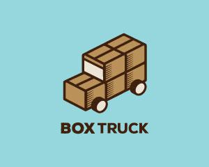 Box Logo Design by Vb Design