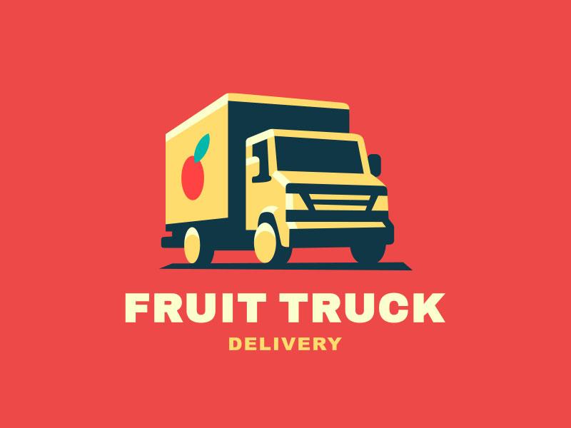 Fruit Logo Design by Sergey Kovalenko