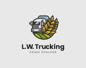 Grain Logo Design by Mark Mole