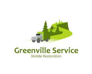 Green Logo Design by Nidji_29