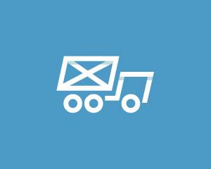 Mail Logo Design by Krasnoshchek