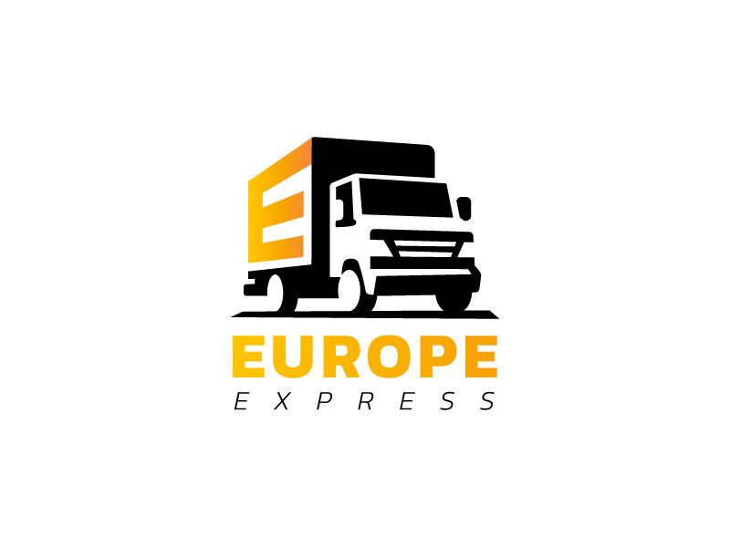 Truck Logo Design by Peter Pivak