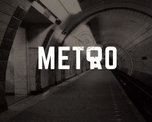 30 Letter M Logos For Metro Services