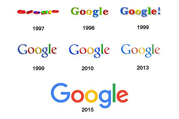 Google Logo Design by