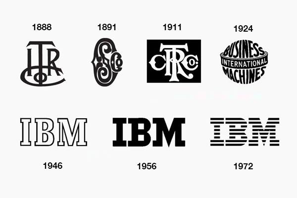 Ibm Logo  Design by