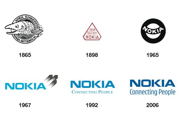 Nokia Logo Design