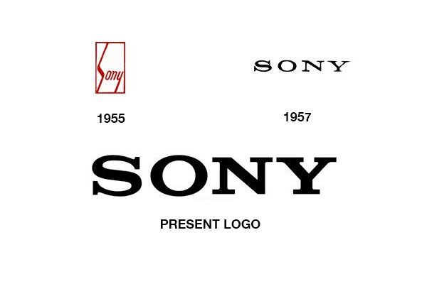 Sony Logo Design