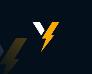 Lightning Logo Design by Artlogic