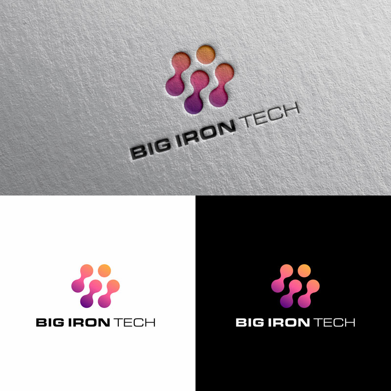 Tech Logo Design by Ivandimas 2