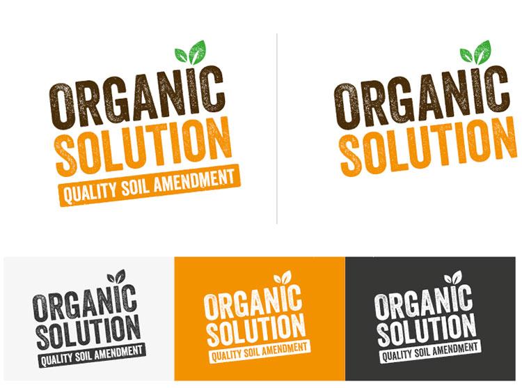 Organic Logo Design by Kim.J