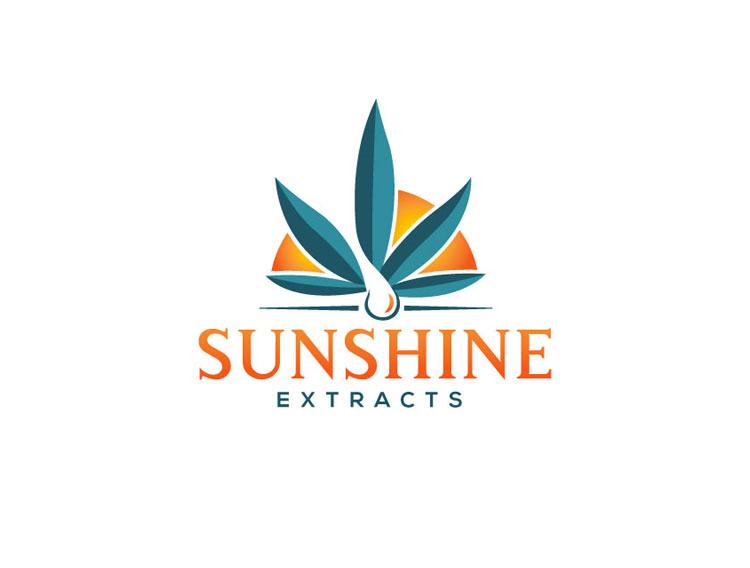 Sunshine Logo Design by Ecorokerz