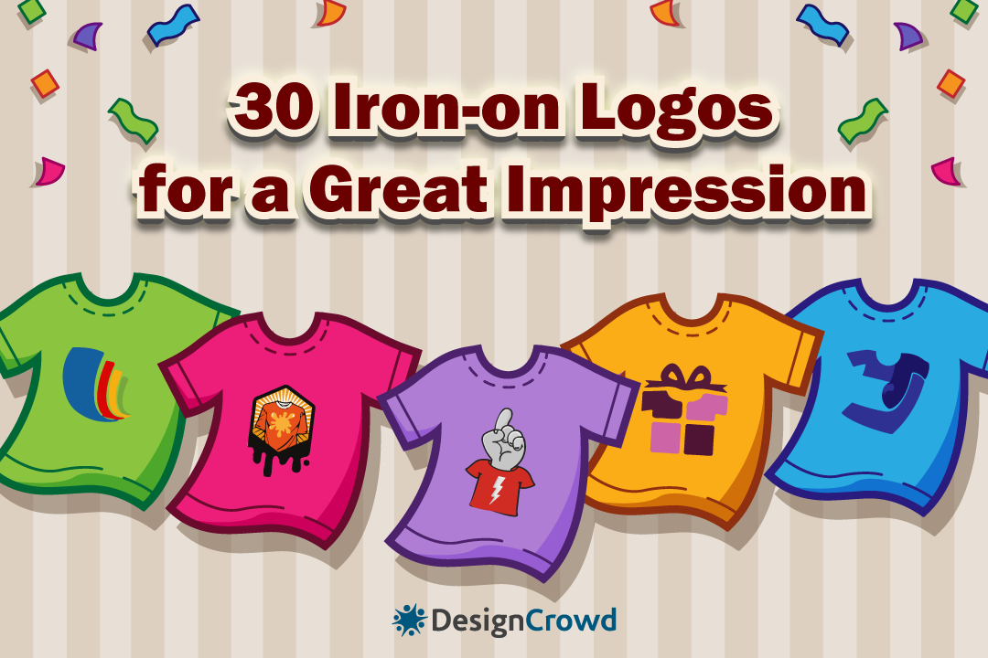 30 Iron-on Logos for a Great Impression blog thumbnail