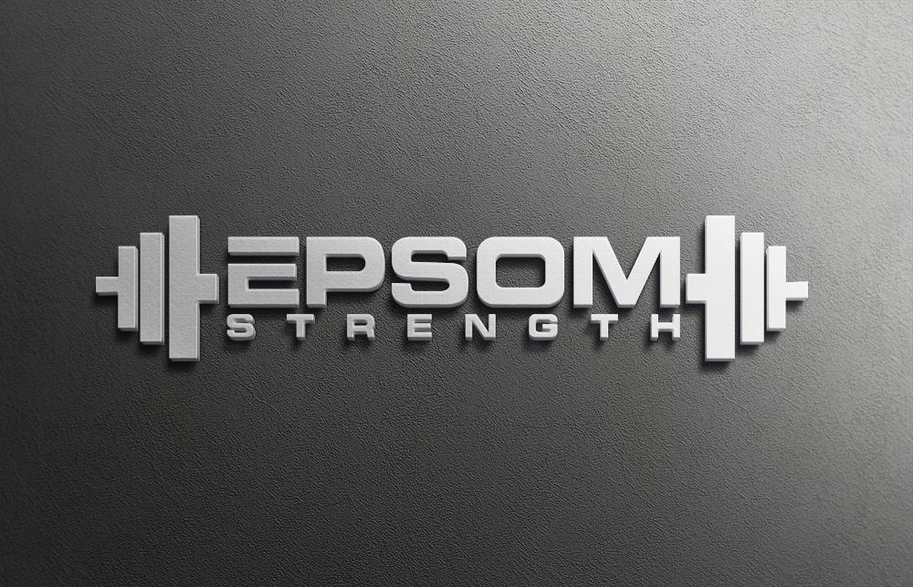 Epsom Strength par ATM design - DesignCrowd