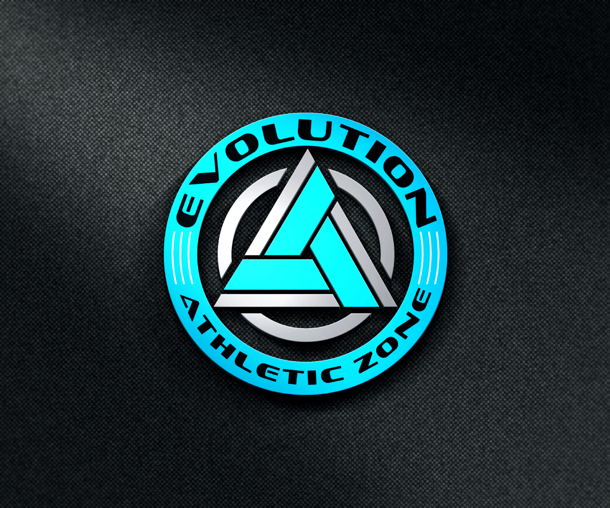 Evolution Athletic Zone par AHMED PUSON - DesignCrowd
