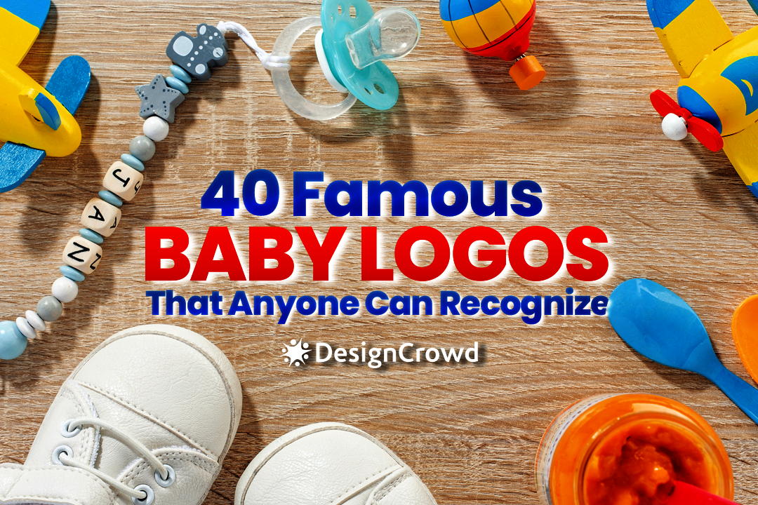 40 Famous Baby Logos That Anyone Can Recognize blog thumbnail