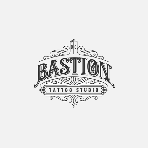 40 Tattoo Shop Logos To Flesh Out Your Brand Designcrowd Blog Almost files can be used for commercial. 40 tattoo shop logos to flesh out your