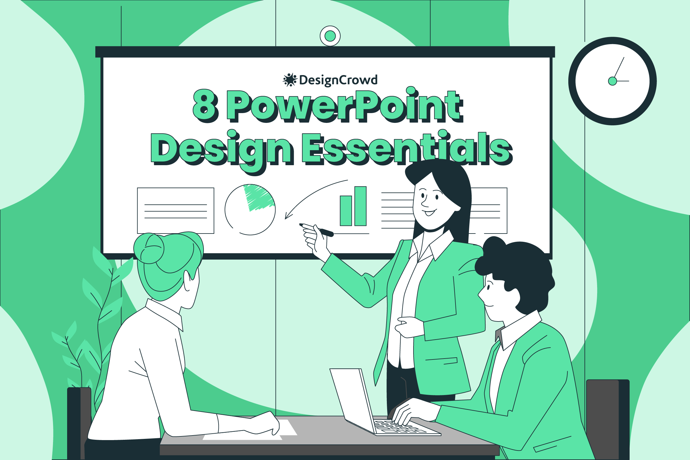8 PowerPoint Design Essentials blog thumbnail