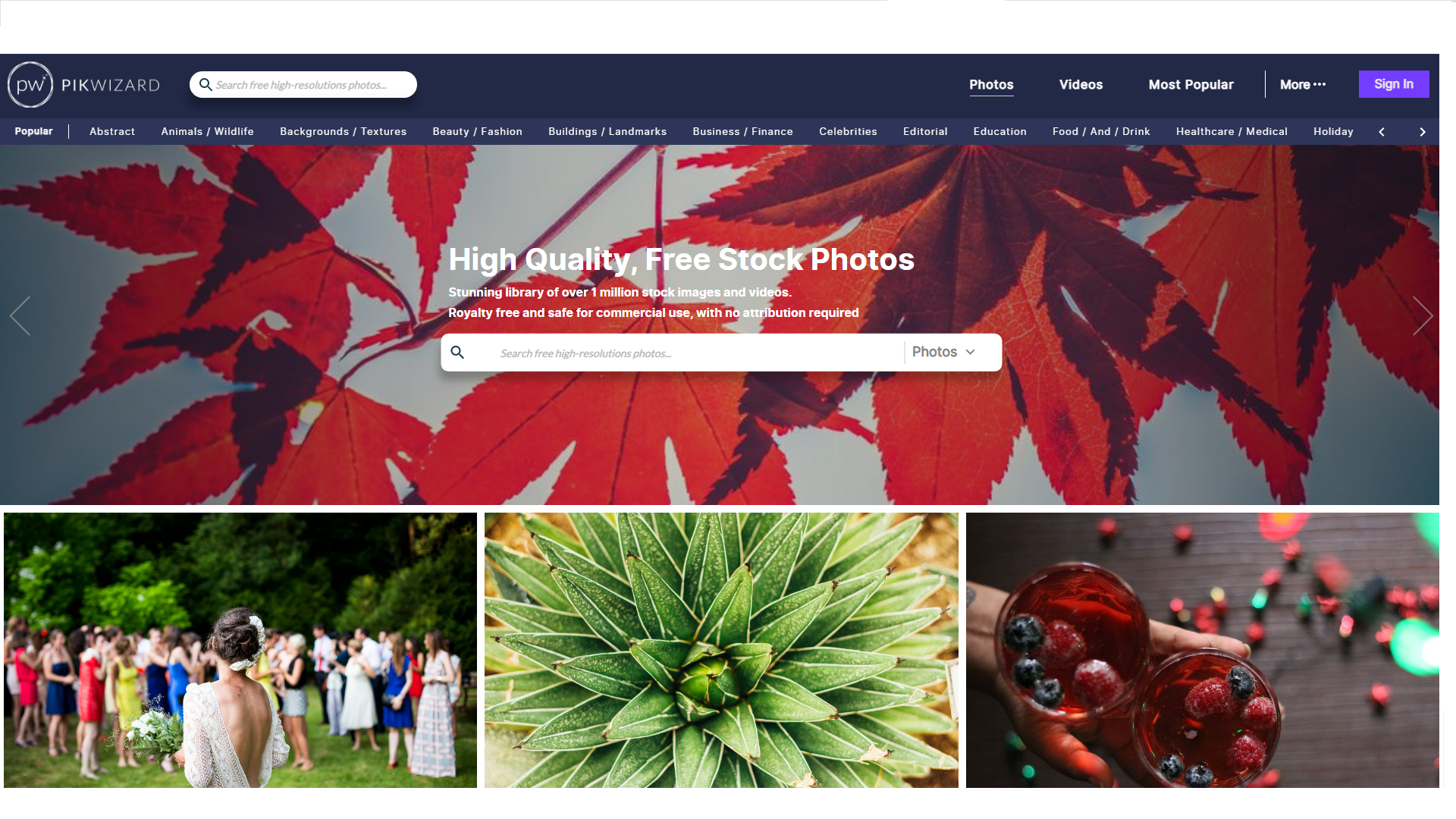 Our Top 10 Free Stock Image Sites For Designers