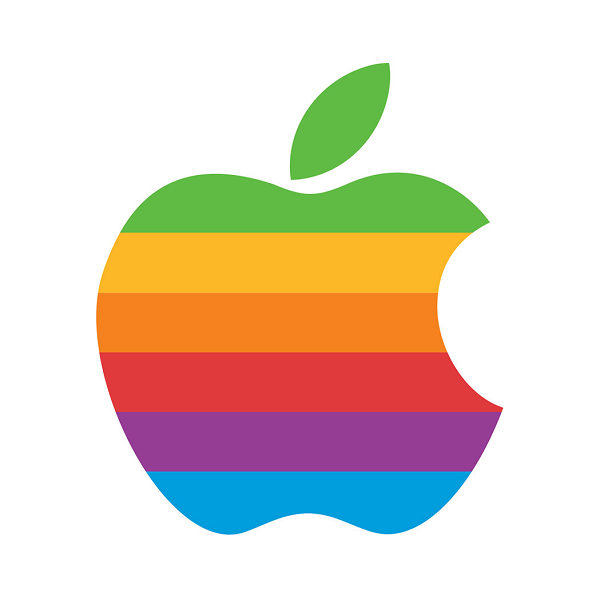 This image has an empty alt attribute; its file name is 1977-apple-logo.png