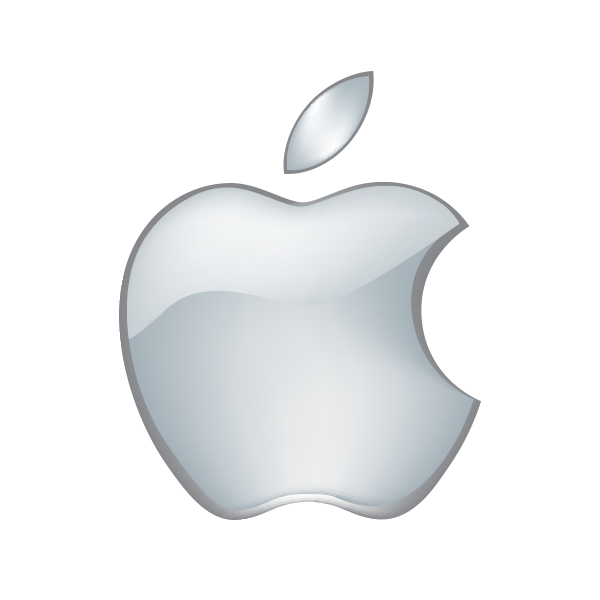 This image has an empty alt attribute; its file name is 2001-apple-logo.png