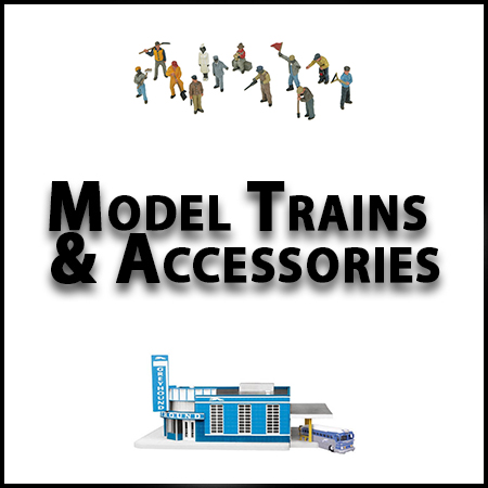 Model Trains & Accessories