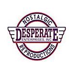 Desperate Enterprises Tin Signs