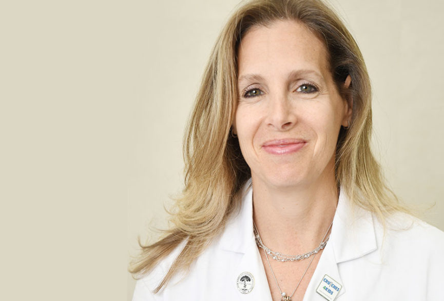 Dr. Beth Shubin Stein - orthopedic surgeon with the Hospital for Special Surgery in New York City