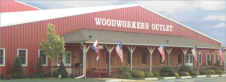Eagle Americas Woodworkers Outlet