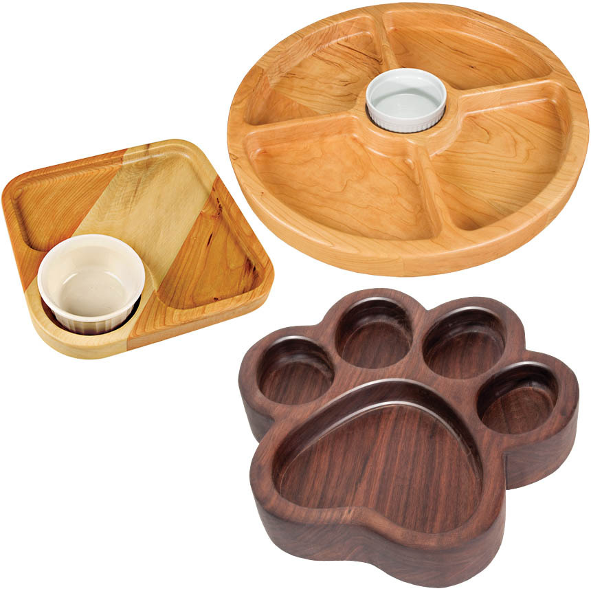 Party Pack Bowl & Tray Templates Kit
