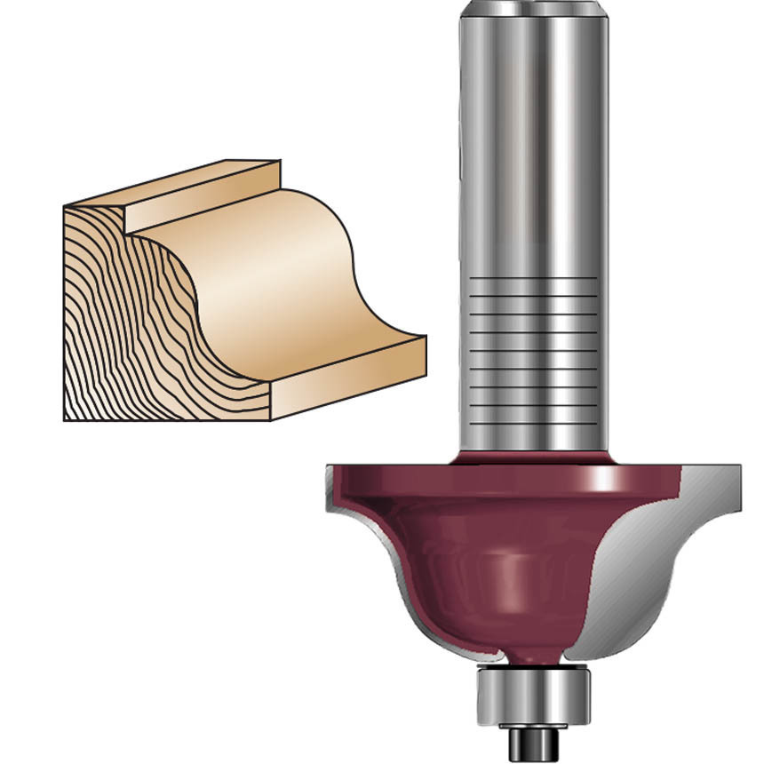 Roman Ogee Router Bits