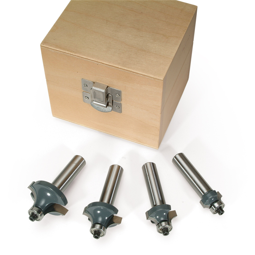 Round Over / Beading Router Bit Sets