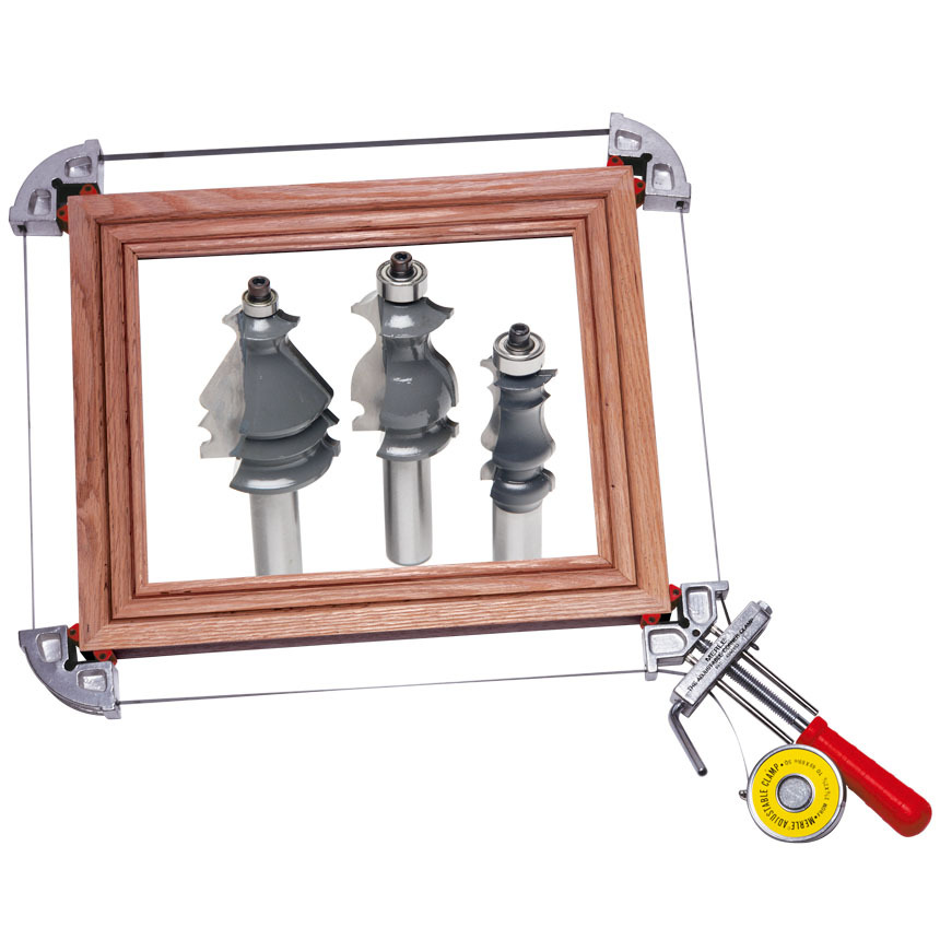 Merle Clamp Picture Frame Package