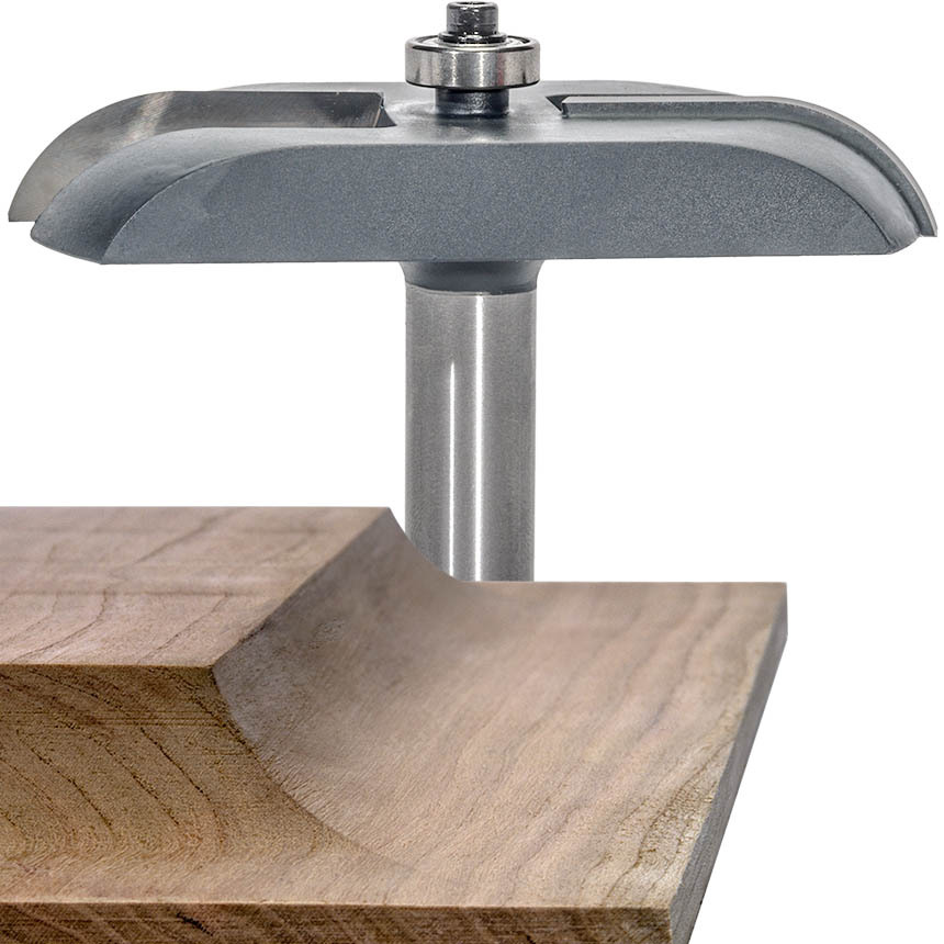 Cove Raised Panel Router Bits